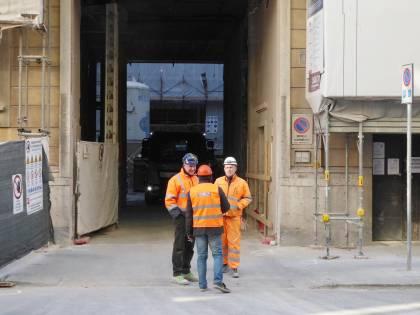 Il vero problema: i cantieri fermi