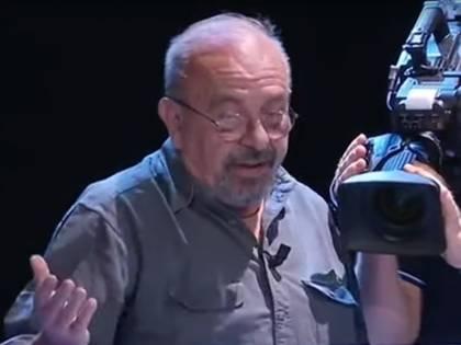 """Vauro: """"Il virus non come morti in mare, in Italia un malinteso patriottismo"""""""