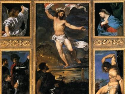 Tiziano e il polittico che battezza la Brescia morta