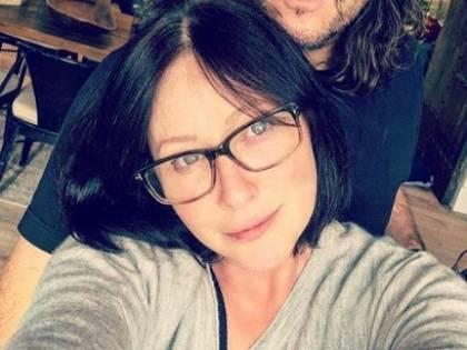 Shannen Doherty racconta la quarantena con il marito