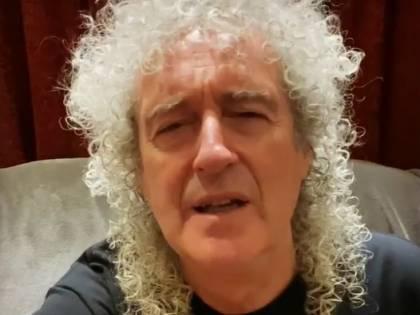 """Il chitarrista dei Queen: """"Il consumo di carne è causa della pandemia"""""""