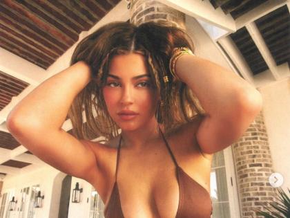 Kylie Jenner sexy su Instagram, foto