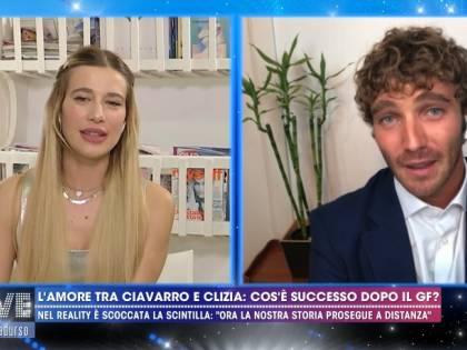 """Tutti contro Clizia per la sua storia con Ciavarro, Paolo la difende: """"Vi smentiremo"""""""