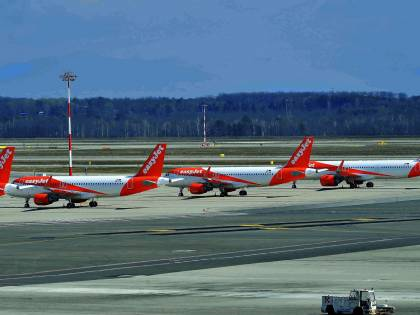 """easyJet: """"Pronti a decollare, il trasporto aereo è decisivo per la ripartenza dell'Italia"""""""
