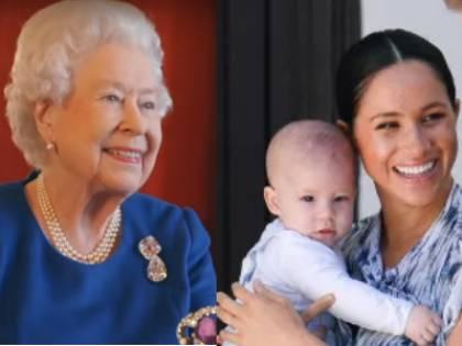 La regina Elisabetta rivede Archie