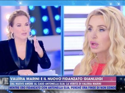 Valeria Marini presenta il suo nuovo fidanzato