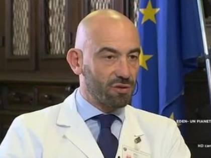"""L'infettivologo Bassetti: """"Il clima di terrorismo mi sembra esasperato"""""""