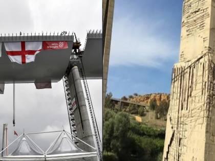 Due ponti dividono l'Italia: ecco perché il Paese è a due velocità