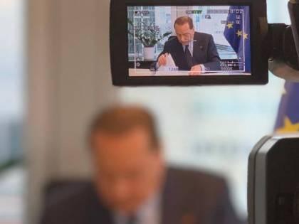 """Primo maggio, Berlusconi: """"Stato deve aiutare chi ha perso lavoro"""""""