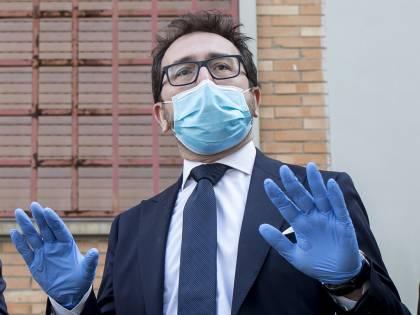 """Bonafede ora si difende Forza Italia lo inchioda: """"Ministro inadeguato"""""""