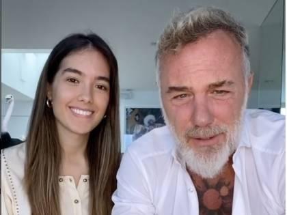 Gianluca Vacchi diventa papà a 52 anni