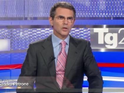 È morto Sandro Petrone, storico conduttore del Tg2