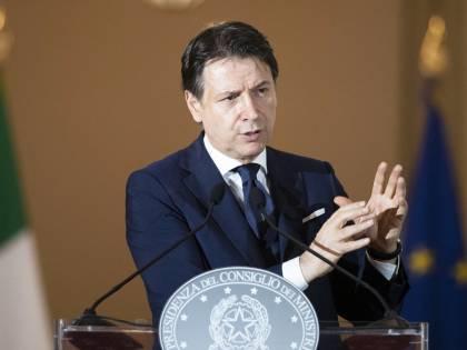 """Conte scrive agli italiani: """"Saranno mesi complessi e duri"""""""