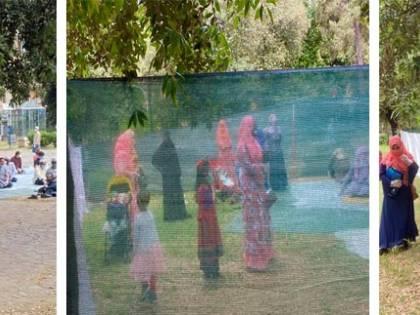 """Donne rinchiuse nel """"recinto"""". Ecco la fine choc del Ramadan"""
