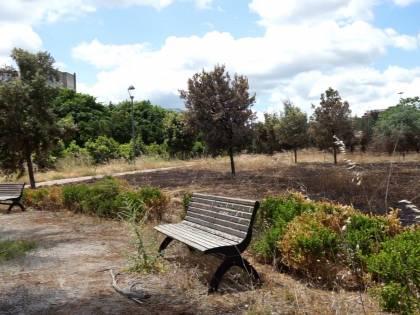 Il Parco per famiglie e bambini realizzato sulla discarica di amianto