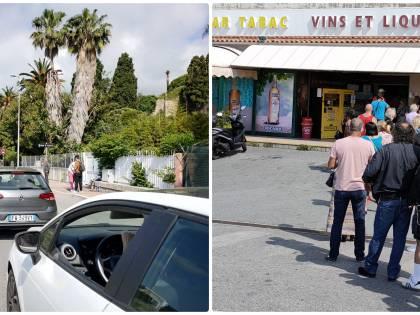 La Francia blocca la frontiera con l'Italia: code chilometriche