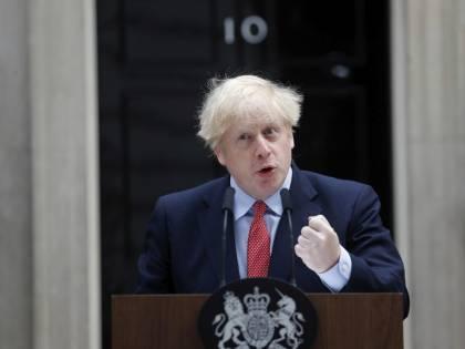 """Il mistero dell'""""auricolare"""" di Boris Johnson"""