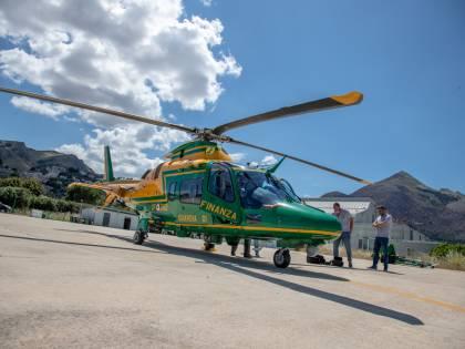 Il reparto volo della Guardia di Finanza: l'occhio che vigila sulle coste italiane