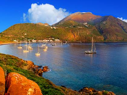 Sicilia, tour delle Isole Eolie dal 22 al 29 luglio