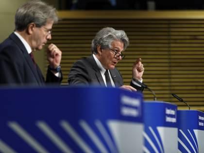 """A Bruxelles serpeggia il panico: c'è il rischio di una crisi """"profonda"""""""