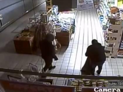 """""""Terrore dei supermercati"""". La spietata banda di sinti"""