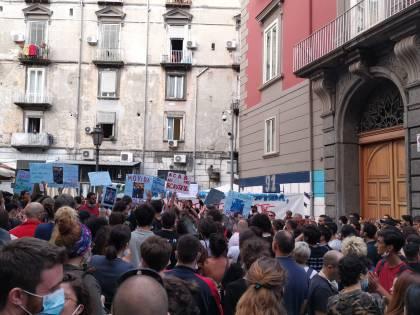 Arrestati tre attivisti, manifestano i centri sociali
