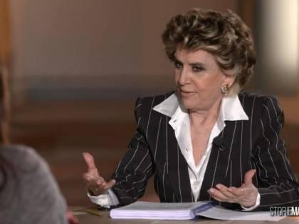 """Franca Leosini chiarisce: """"Mollare il marito al primo ceffone? Un consiglio, non un rimprovero"""""""