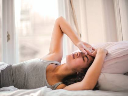 Come dormire bene d'estate senza aria condizionata