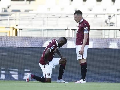 La Serie A torna in campo 103 giorni dopo lo stop Toro-Parma 1-1, Verona-Cagliari 2-1
