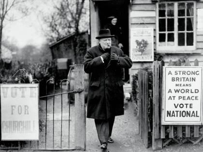 Il fardello dell'uomo Churchill. Una vita a caccia di grandezza