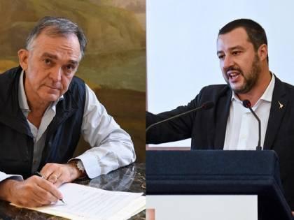"""""""Bus toscani ai toscani"""". Ed è di nuovo scontro tra Salvini e Rossi"""