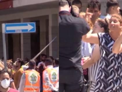 Covid, guerriglia tra rom e italiani a Mondragone: lanci di sassi e sedie