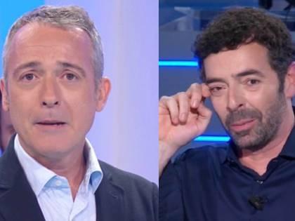 """Volano stracci in Rai: """"Finimondo, urla e paroloni tra Diaco e Matano per la Cuccarini"""""""