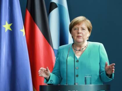 The Power of Angela Merkel
