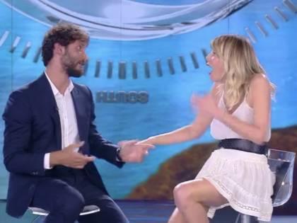 """Nuovi dettagli sul triangolo dell'estate: """"Belen ha visto  i Whatsapp inequivocabili di Alessia a De Martino"""""""