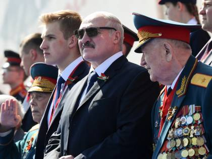 C'è aria di cambiamento ma Lukashenko non cede