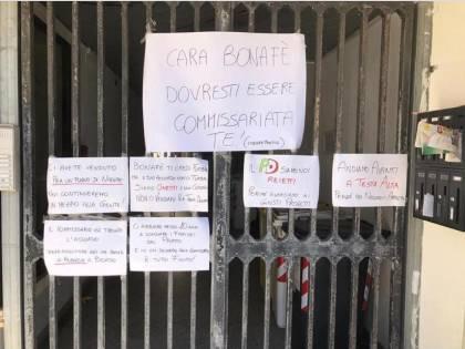 Viareggio, sede Pd occupata dai militanti. Protestano contro la scelta del candidato sindaco