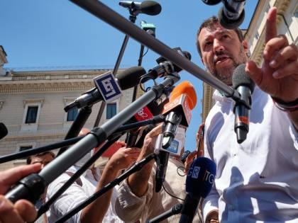 """Salvini fa infuriare gli ex Pci: """"Noi gli eredi di Berlinguer"""""""