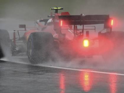 """Il disastro """"bagnato"""" delle Ferrari: ecco cosa accadrà nel Gp di Stiria"""