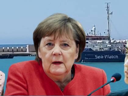 """L'ammiraglio """"silura"""" Berlino: """"Fermate quella nave negriera"""""""