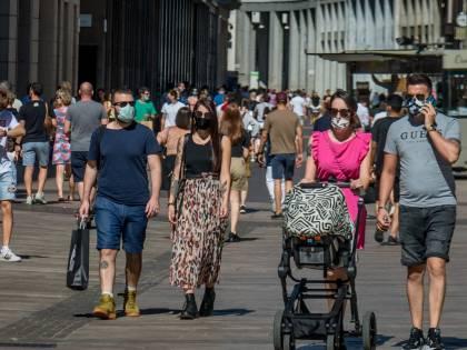 Non portano la mascherina: multe per mille euro
