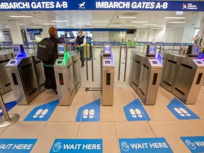 Aspettando Alitalia, Lufthansa battezza il decollo di Linate