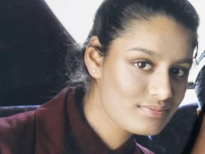 Shamima, la jihadista a Londra per riavere la sua cittadinanza