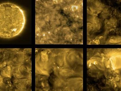 """""""Ci sono minuscoli falò sul Sole"""". Fotografati dalla sonda Orbiter"""