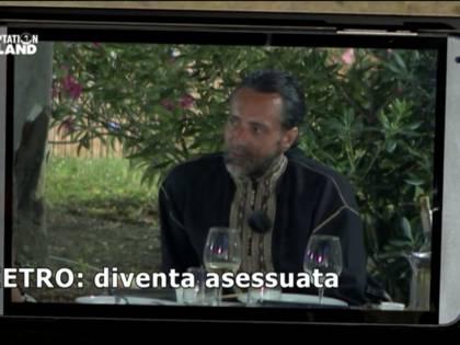 """A Temptation Island Pietro Delle Piane attacca la sua fidanzata: """"Arida e asessuata"""""""