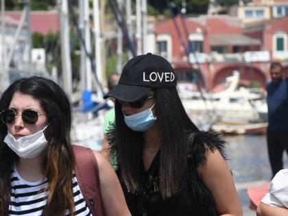 Pamela Prati: vacanze ad Ischia ma niente costume