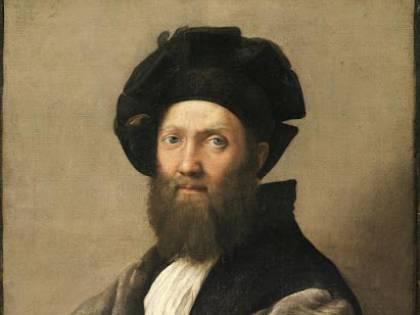 """Raffaello e Castiglione: tutta l'arte del """"Cortigiano"""""""