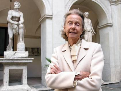 È morta Giulia Maria Crespi: cacciò Montanelli dal Corriere