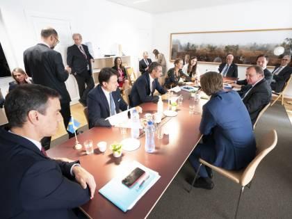 Consiglio Ue, due soluzioni sul tavolo per il Recovery Fund
