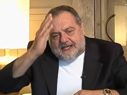 Vissani: 'Che cosa che mi fa arrabbiare? La cucina è morta. E Draghi...'